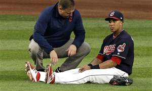 Indians-Brantley-Surgery-Baseball